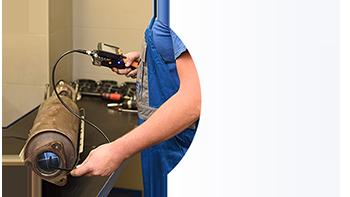 specialisté na čištění filtru pevných částic
